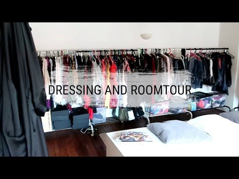 DRESSING AND ROOMTOUR