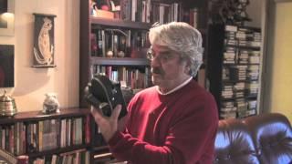 Peter Goodall demonstrates TV News cine cameras