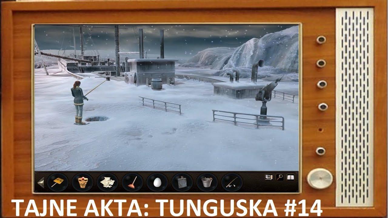 Zagrajmy w Tajne akta: Tunguska PL [#14]: Zakończenie, podsumowanie