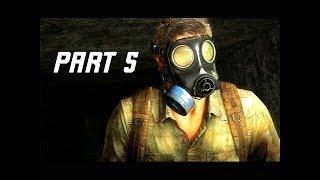 The Last of Us Walkthrough Part 5 - Subway (PS4 Pro 4K Remaster Let