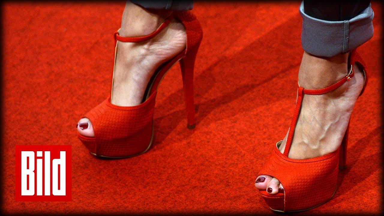 High Heels So Luft Man Richtig Sexy - Ratgeber  Schuhe -8973