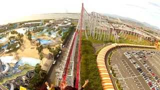 Steel Dragon 2000 POV, World