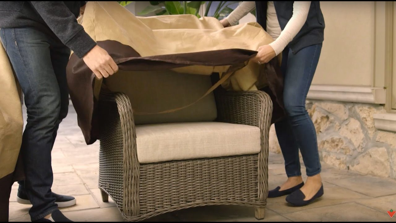 Sofa Legs Canadian Tire How To Protect Your Patio Furniture 3 Steps