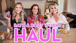 Bath & Body Works HAUL! [Favorite Fall Scents]