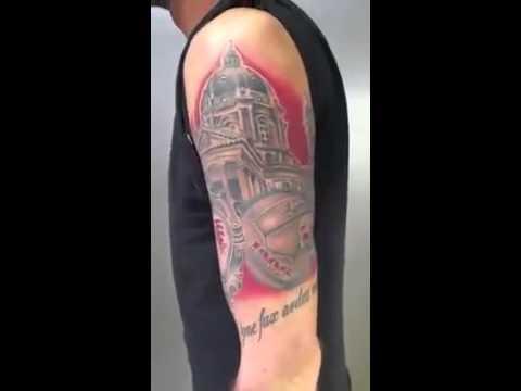 taxi tattoo torino tatuaggio torino fc granata youtube