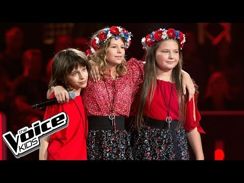 "Klęba, Walicka, Tylek - ""Piechotą do lata"" - Bitwy - The Voice Kids Poland 2"