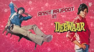 Ankit Rajpoot impersonates Amitabh Bachchan