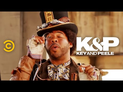 When Your Friend Goes Steampunk - Key & Peele from YouTube · Duration:  3 minutes 19 seconds