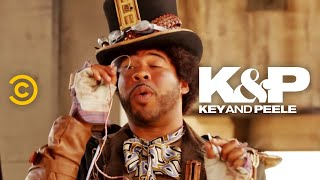 When Your Friend Goes Steampunk - Key & Peele
