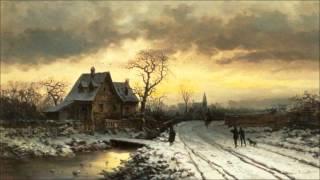 """Peter Pears & Benjamin Britten - """"Winterreise"""" di F.Schubert, D.911 (1963)"""