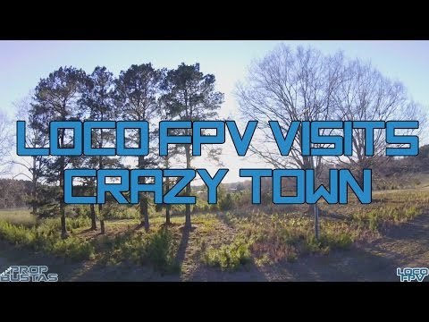 """Crazy"" Chill Town Freestyle Drones"