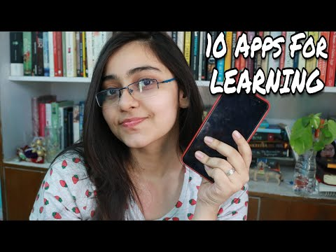 10 Apps To Improve Learning || Educational Apps For Studies And Jobs