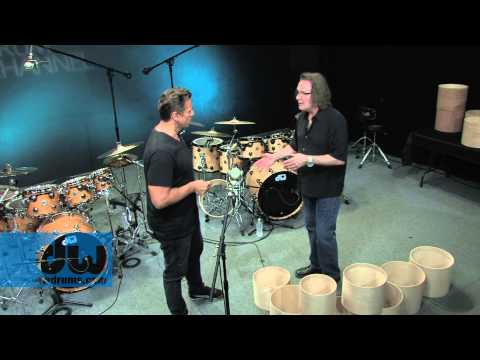 DW Drum Shell Innovations Webinar with John Good & Thomas Lang