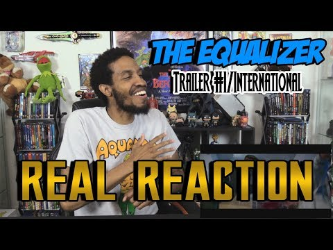 The Equalizer 2 Trailer #1/International....Real Reaction