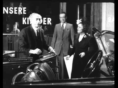 """Horst Tappert """"Derrick"""" first movie appearance 1949"""
