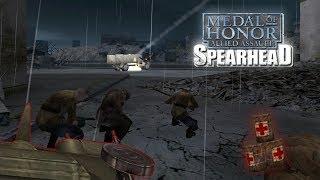 [Medal of Honor: Allied Assault Spearhead] Ляпы и приколы + сталкер-бонус в конце