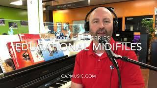 HP700 & LX700 Educational MIDIFILES