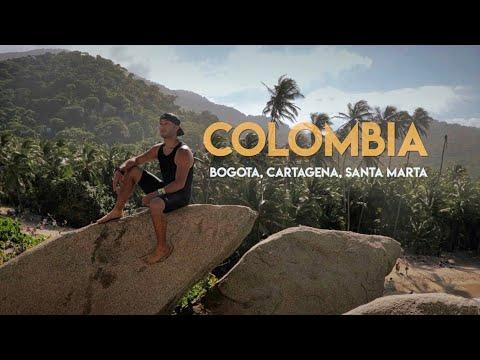 COLOMBIA: Bogota/Cartagena/Santa Marta