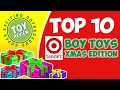 TOP 10 TOYS for Boys Christmas 2014 at Target - Toy Review
