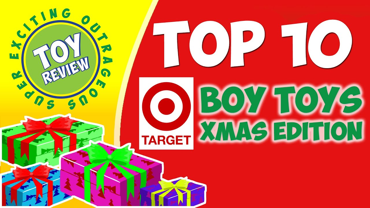Target Toy For 10 And Up : Top toys for boys christmas at target toy review