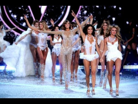 Видео, Victorias Secret Fashion Show 2013 - Snow Angels - Taylor Swift HD