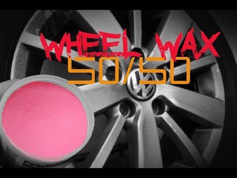 Do Wheel Waxes do anything? - Detailing VLOG