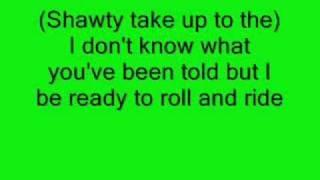 Lil Wayne- She Feelin' Me & Lyrics