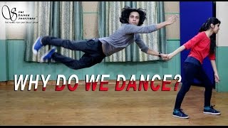 "Why do we dance .??  ""Soul Dance Institute"""