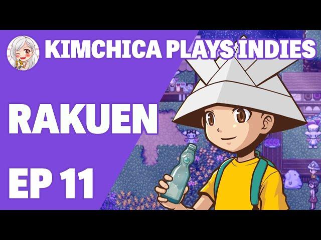 Starry Night PAR-TAYYYY! || Kimchica Plays: Rakuen (Ep 11)