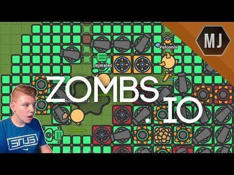 Zombs.io | WINNING THE GAME!