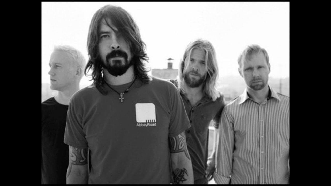 Foo Fighters These Days Album Version Youtube