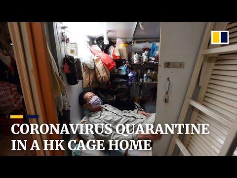 Hong Kong cage