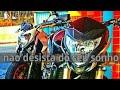 Motivacional Sonho XJ6 Ou Hornet Apaixonados Por Moto 4 Cilindros