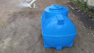 видео Бак для воды Полимер G 500 литров