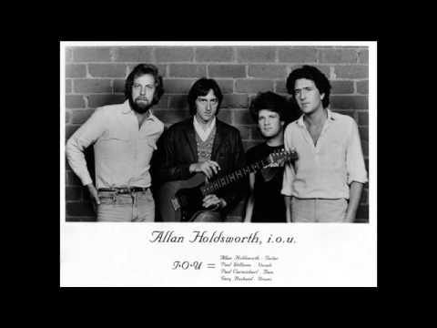 Allan Holdsworth - RARE - IOU - 1981