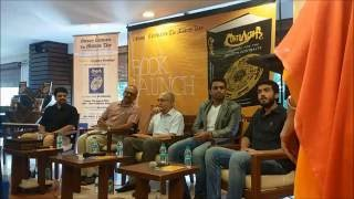 Book Launch of Contractor - Crusade for the dragon contracts By Sai Prapanch @ Odyssey Book store