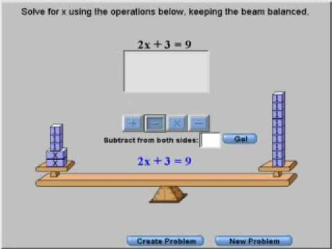how to solve node balance equation