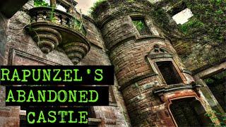 Rapunzel's Abandoned Castle (An Amazing Forgotten Mansion)