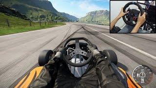 Kart - Project CARS 2 (Logitech g29) gameplay
