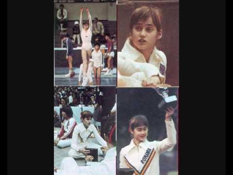 Nadia Comaneci History Montage