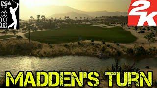Madden's Turn (Modern Dessert Course)