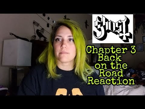Ghost- Chapter 3 Back on the Road Reaction Video