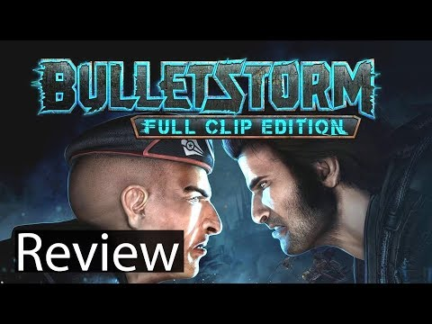 Bulletstorm Full Clip Edition Xbox One X Gameplay Review