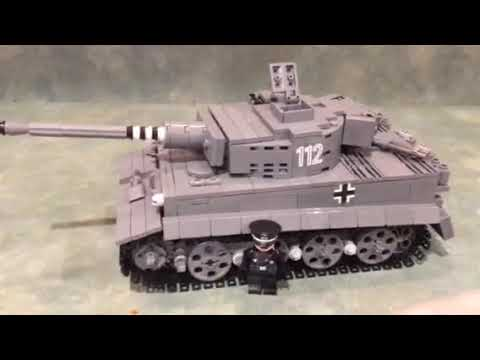 BRICKMANIA WORLD WAR II KIT ARCHIVE | Brickmania Blog