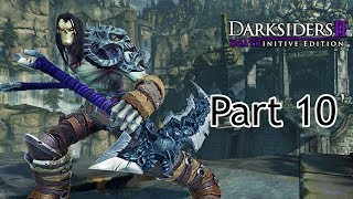 Darksiders II: DEATHinitive Edition   Exploring the Foundry Part 2!