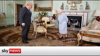 """""""Your Health Secretary is full of... beans!"""" The Queen and Prime Minister meet again"""