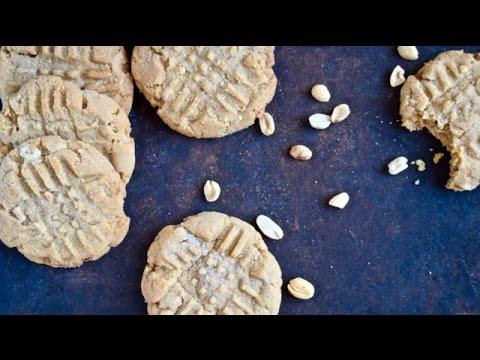 My Best Peanut Butter Cookie Recipe