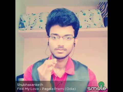 Feel my love odia song by Shubhasanketh sahu