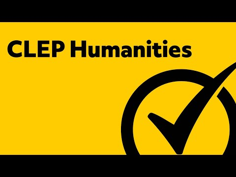 Free In-depth CLEP Humanities Study Guide