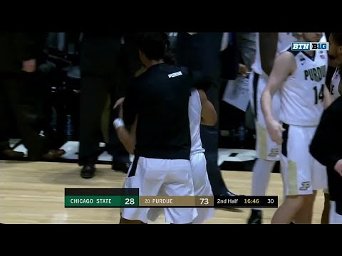 Vincent Edwards Monster Slam vs. Chicago State